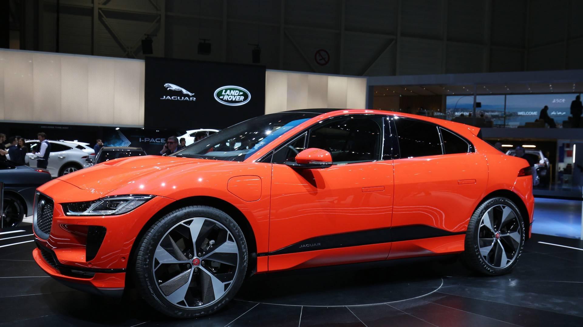 Image result for Jaguar SVO
