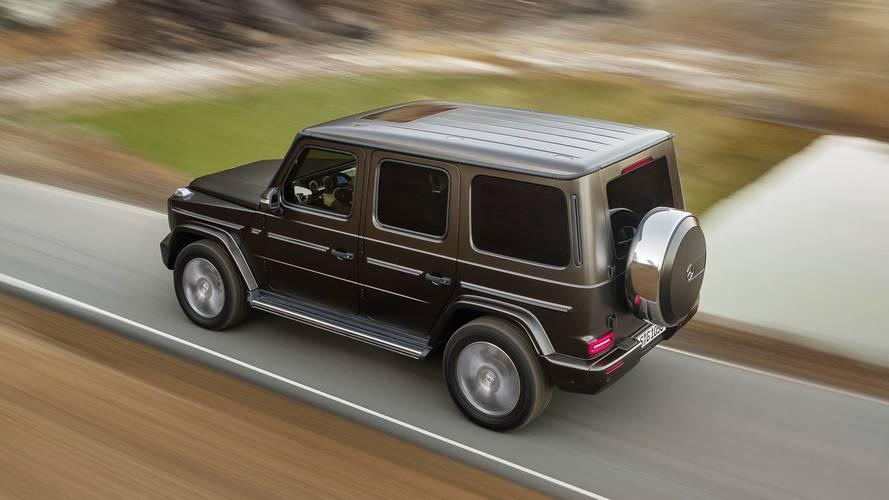 Mercedes-Benz Clase G 2018