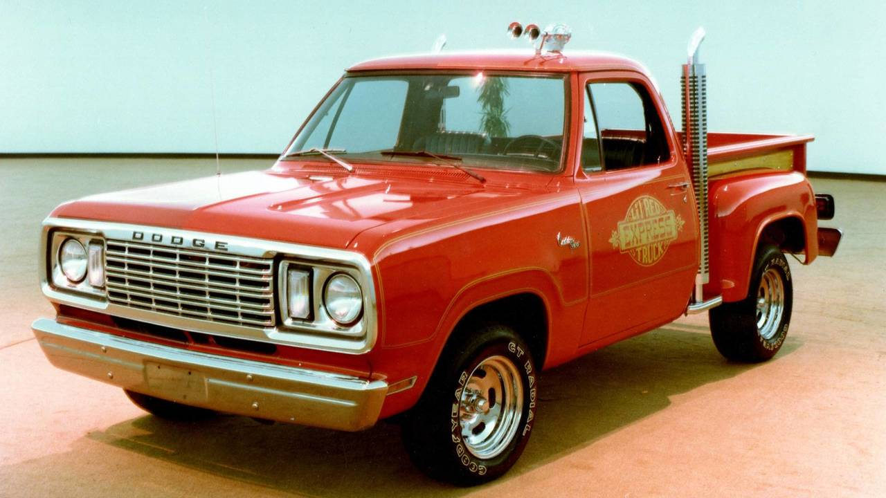 1978 Dodge Lil' Red Express