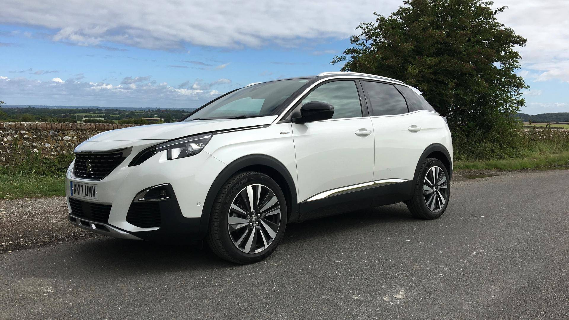 Peugeot 3008 1 6 BlueHDI GT Line: Living with it