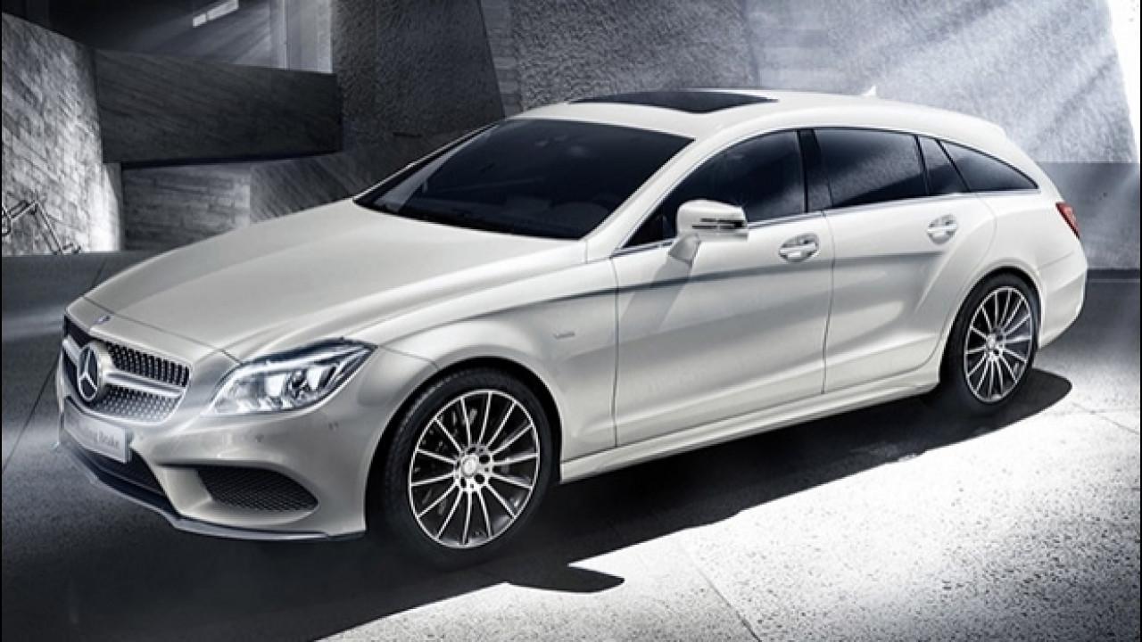 [Copertina] - Mercedes CLS Final Edition, un addio di classe