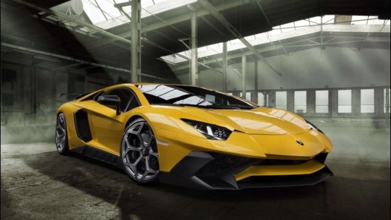 [Copertina] - Lamborghini Aventador Superveloce, quella da 786 CV