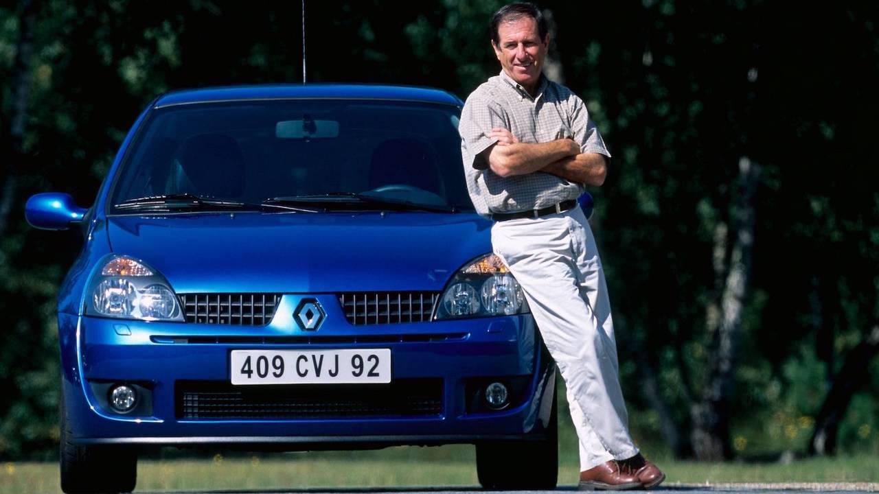 Renault Clio RS Jean Ragnotti