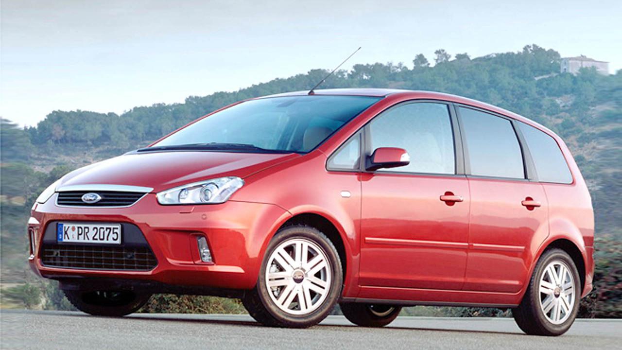 Ford Focus C-Max (2003)