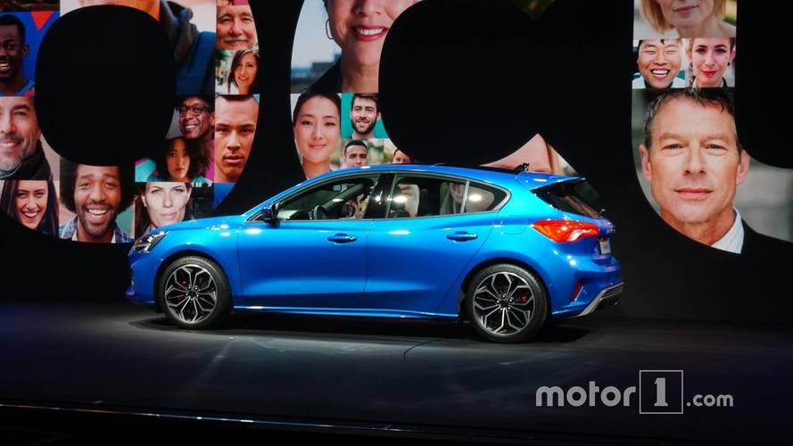 PHOTOS - À la découverte de la nouvelle Ford Focus
