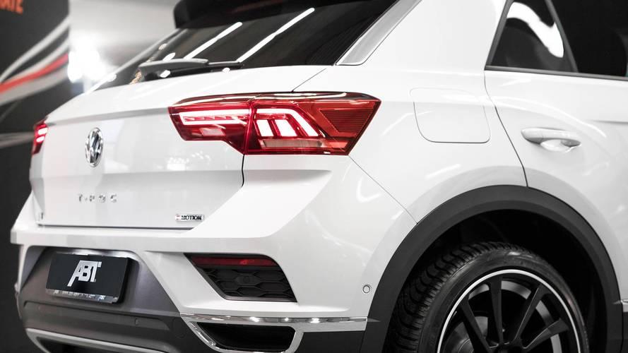 Volkswagen T-Roc 2018 de ABT