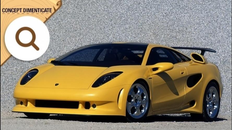 Lamborghini Calà, la Gallardo mai nata