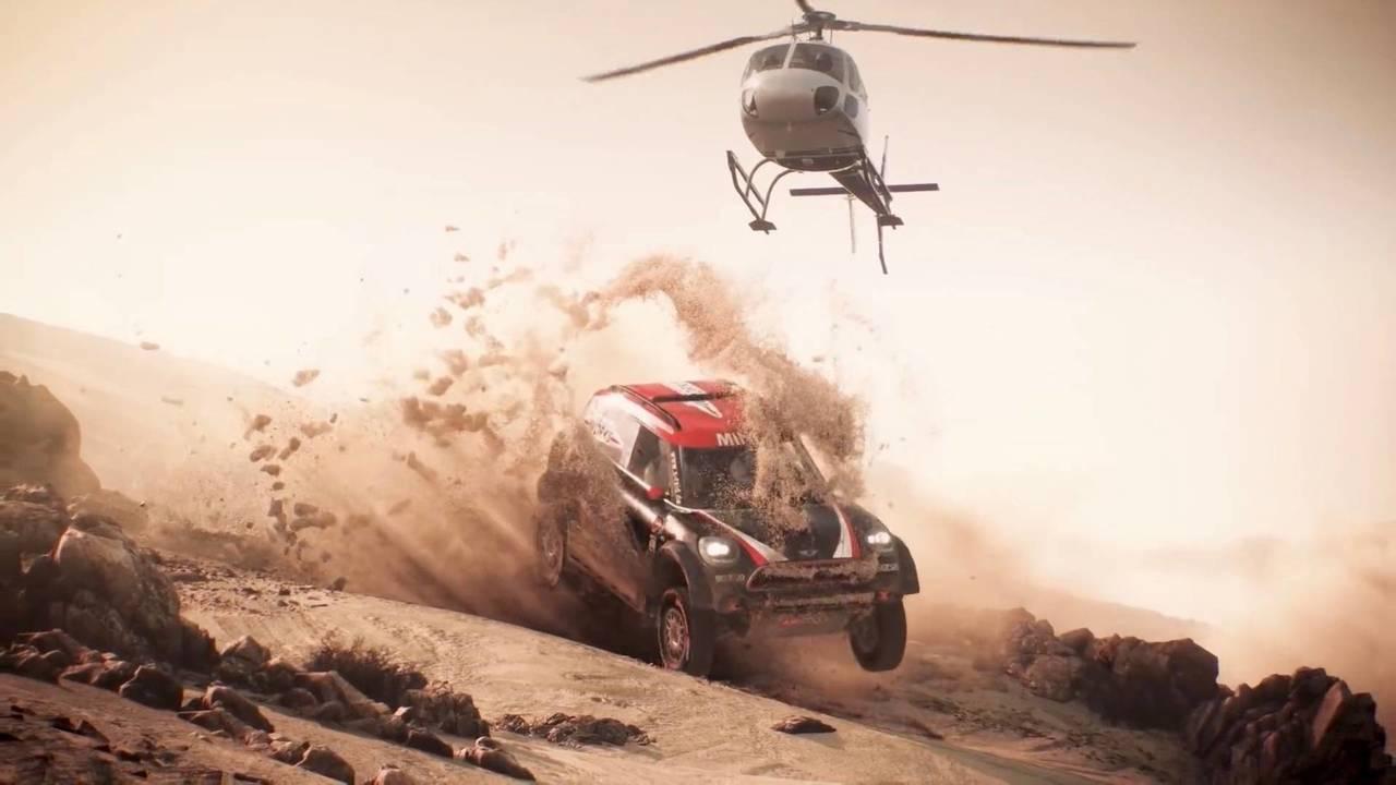 Dakar 18 video game