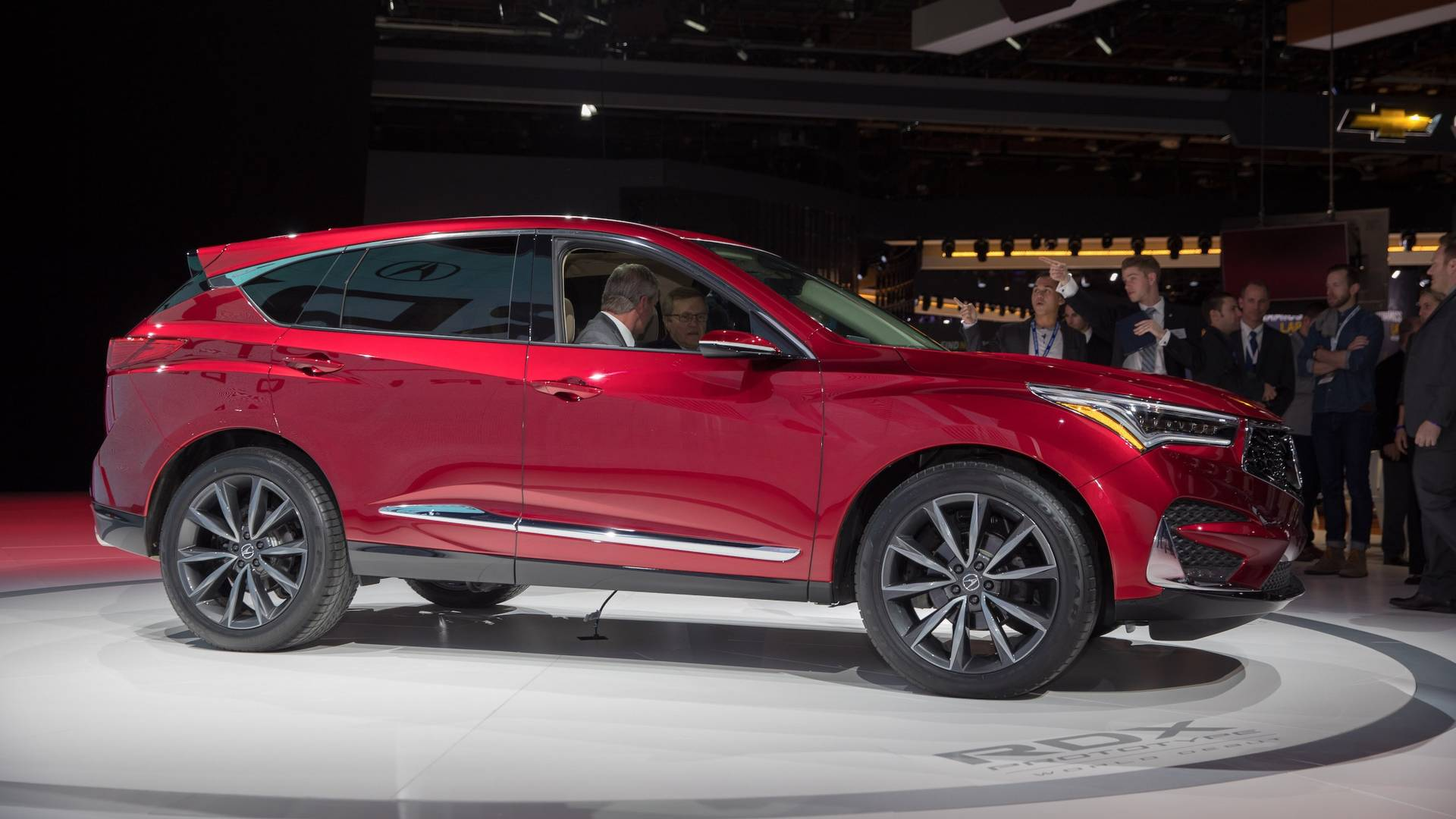2019 Acura Rdx Prototype Packs More Power More Luxury