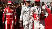Fernando Alonso, en el GP de Bahréin de 2010