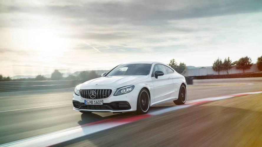 Mercedes-AMG C 63 2018, punta de lanza