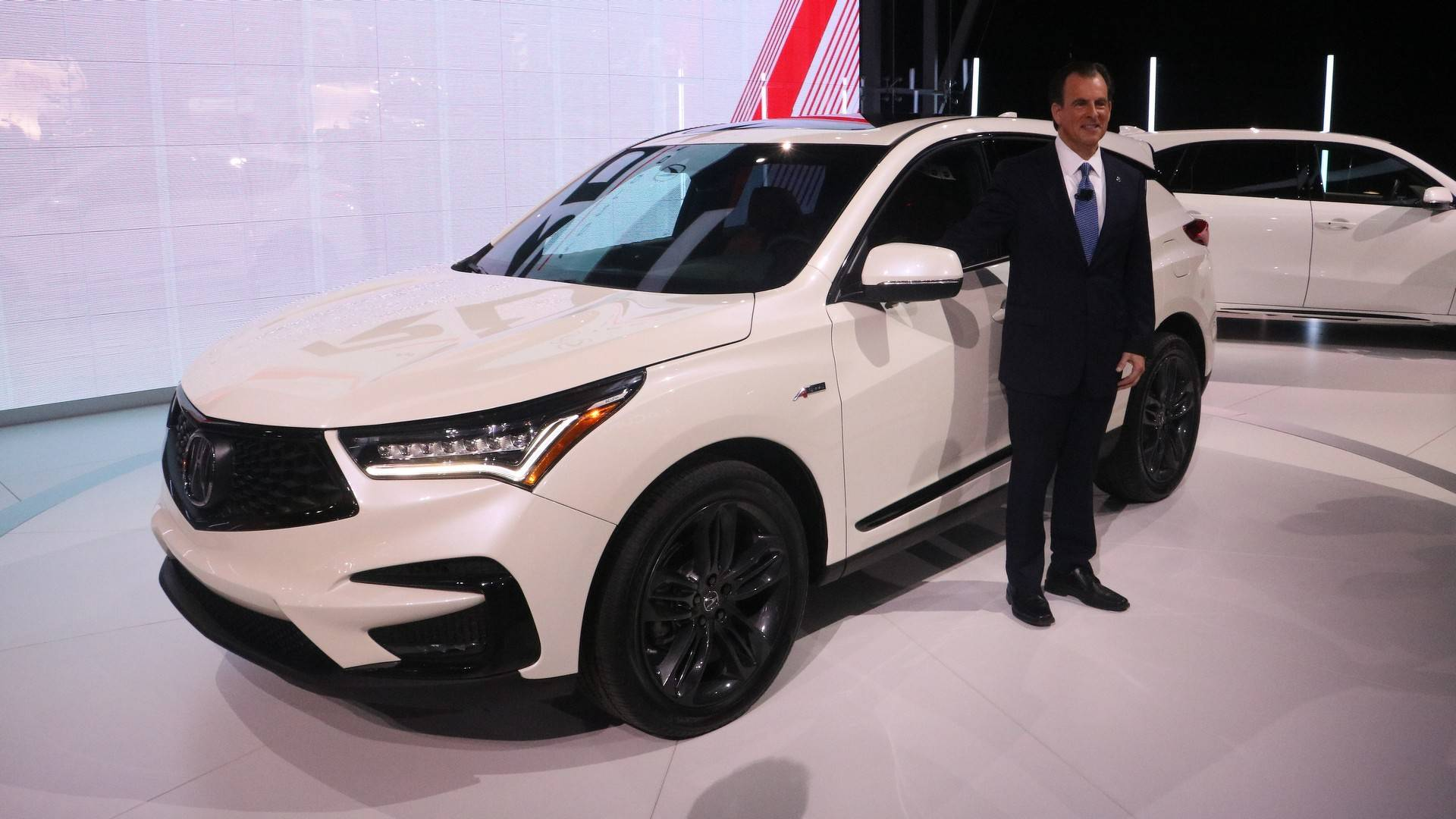 Acura Rdx Dimensions >> 2019 Acura Rdx Debuts All New Design In New York