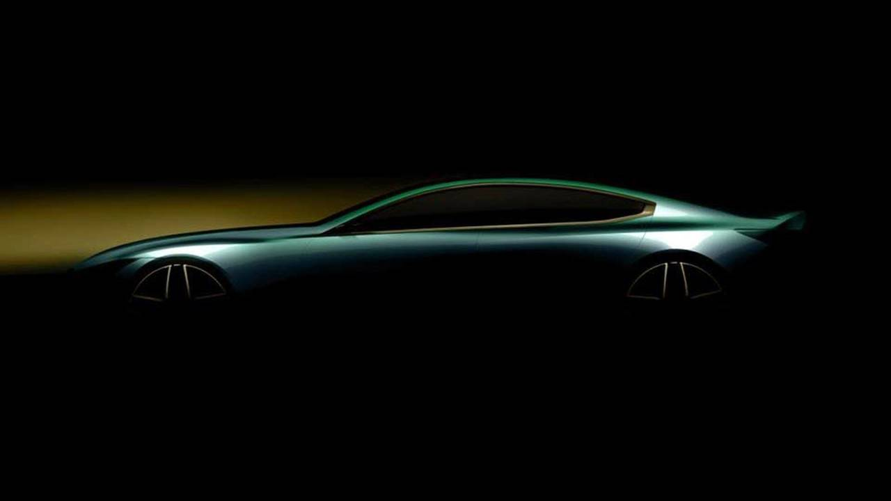 BMW 8 Series Teaser