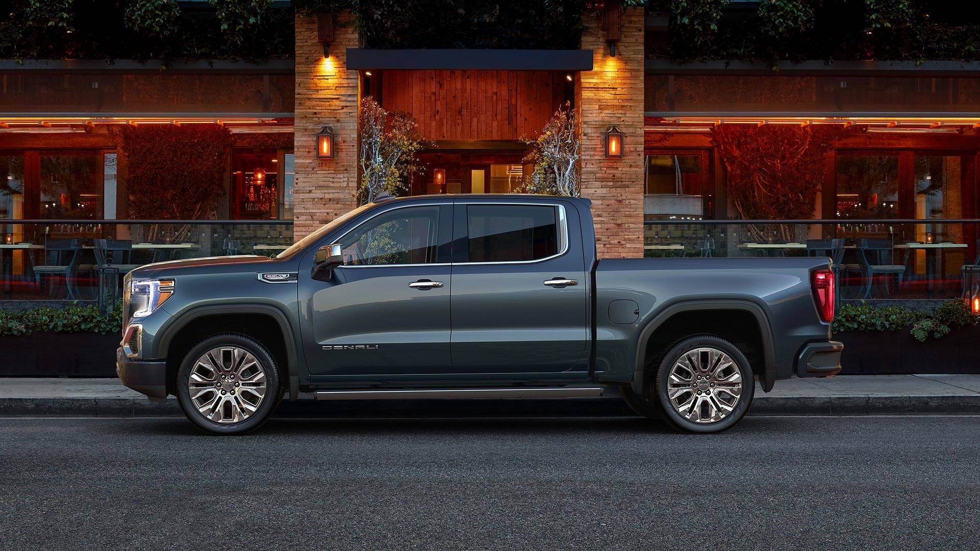 Entry-Level 2019 GMC Sierra 1500 Spied Looking Quite ...