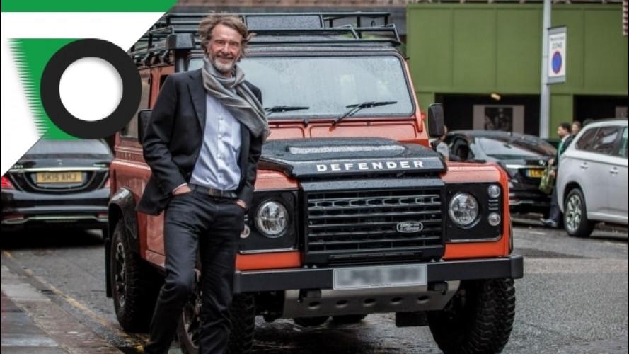 Land Rover Defender, un miliardario vuole farla tornare