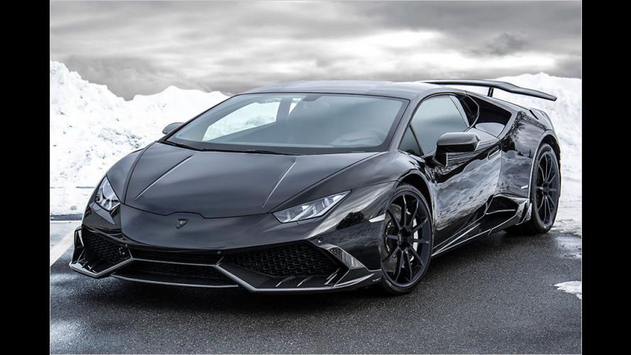 850-Turbo-PS im Baby-Lamborghini
