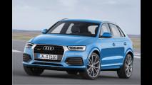 Kleiner Crossover von Audi