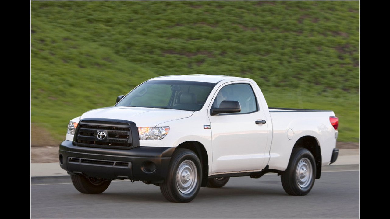 Toyota Tundra Regular Cab Work Truck