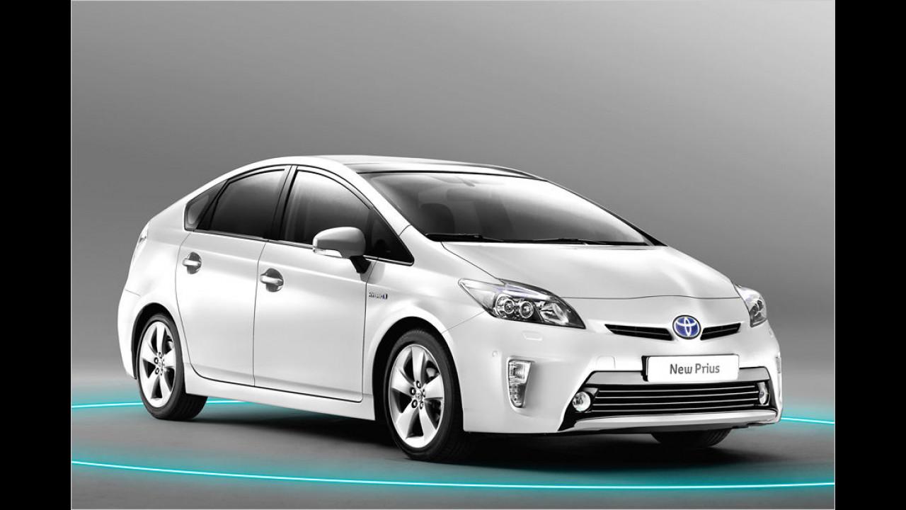 Toyota Prius (ab 2012)