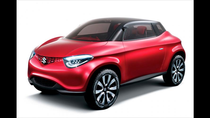 Suzuki zeigt fünf Konzeptfahrzeuge auf der Tokyo Motor Show 2013