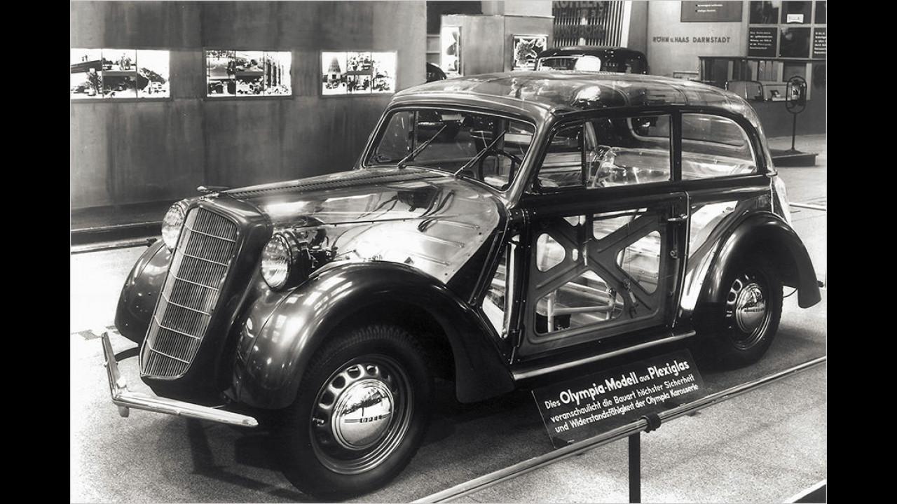Opel Olympia (1935)