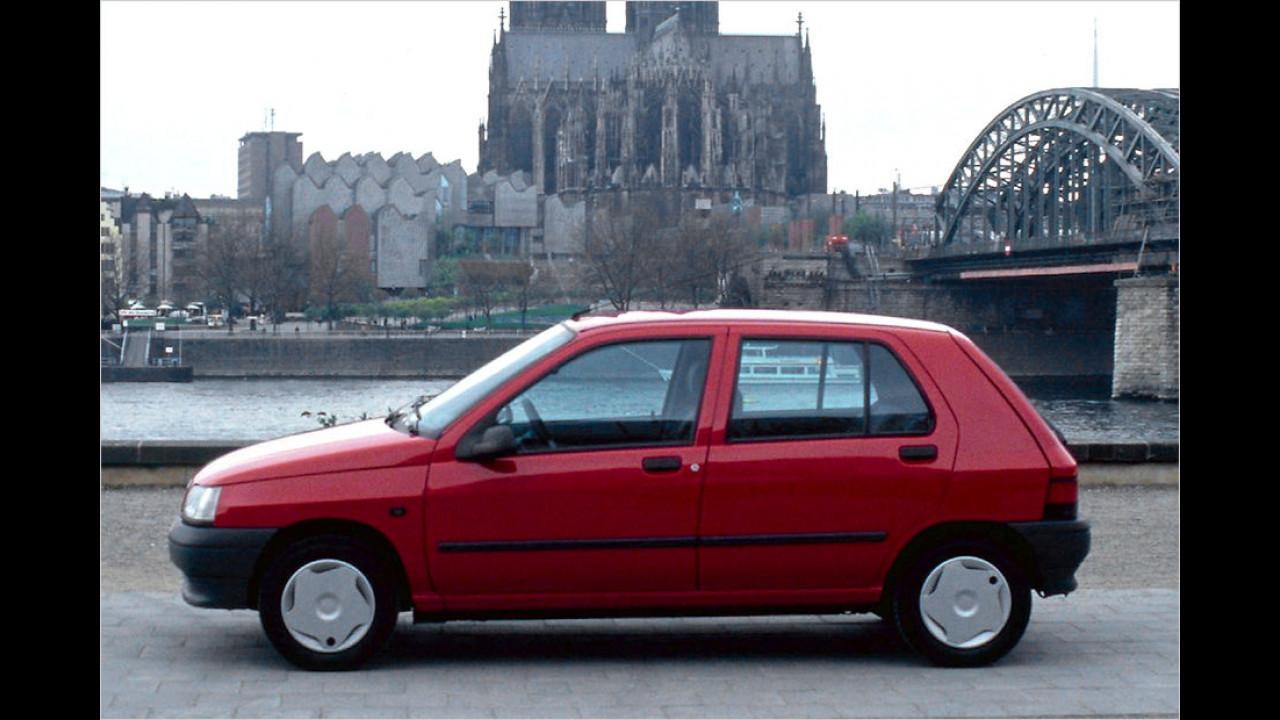 Renault Clio (1990)