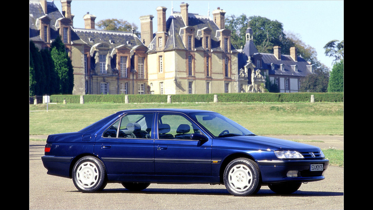 Peugeot 605