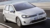 VW e-Golf: Geladen