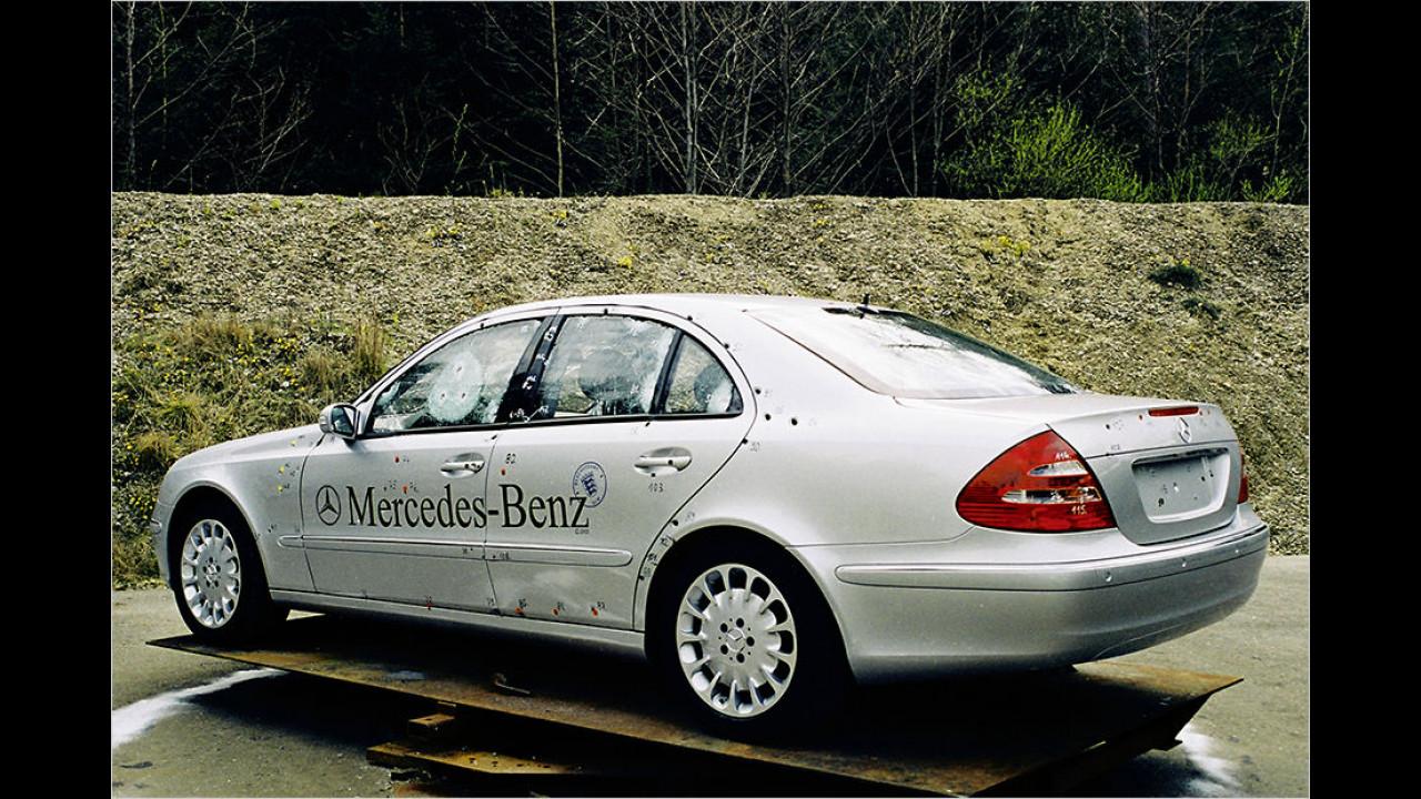 Mercedes Guard-Entwicklung
