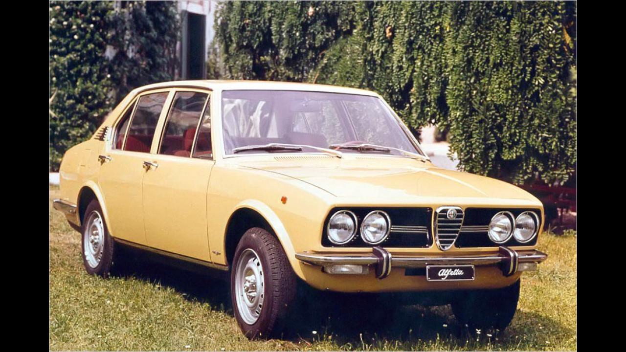 40 Jahre Alfa Romeo Alfetta