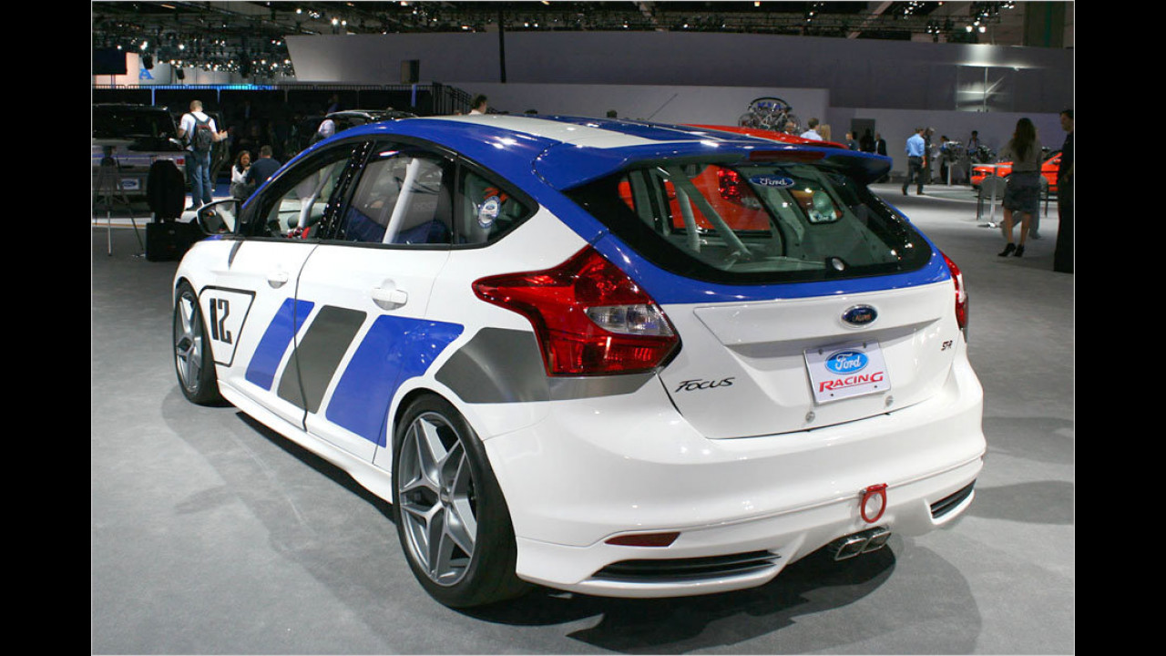 Ford Focus ST-R