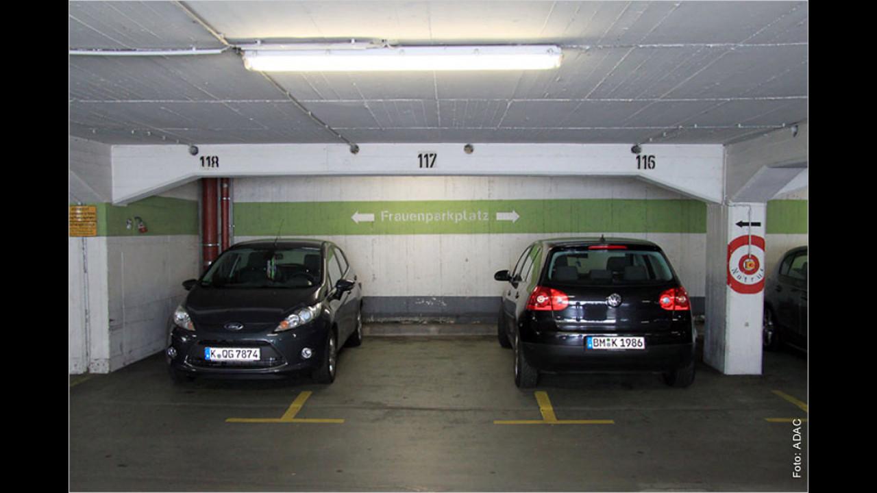 ADAC-Parkhaustest 2011