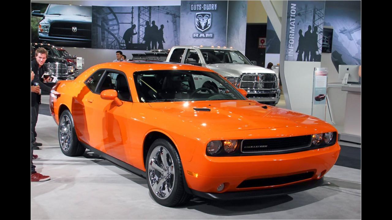 Dodge Challenger 392 SRT-8