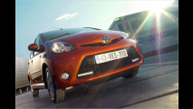 Toyota überarbeitet den Aygo
