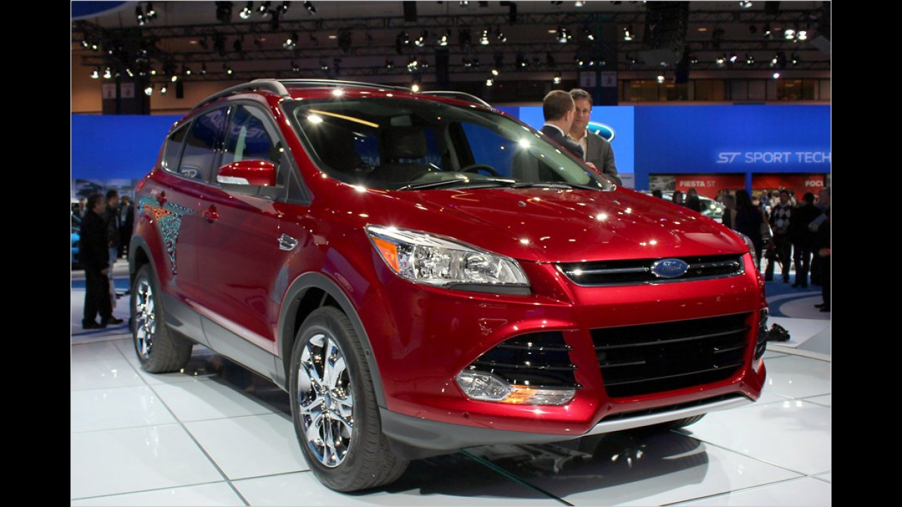 Ford Escape/Kuga