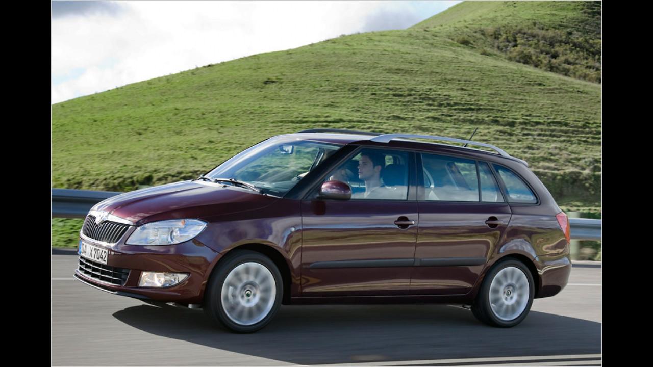 Seat Ibiza/Skoda Fabia/VW Polo
