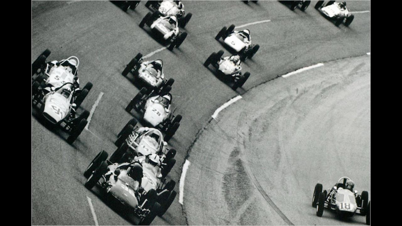 Rennsport für Jedermann: Die Formel V