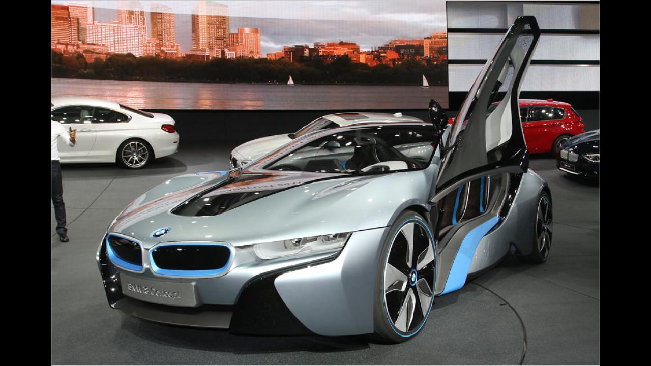 BMW i8 Concept (IAA 2011)
