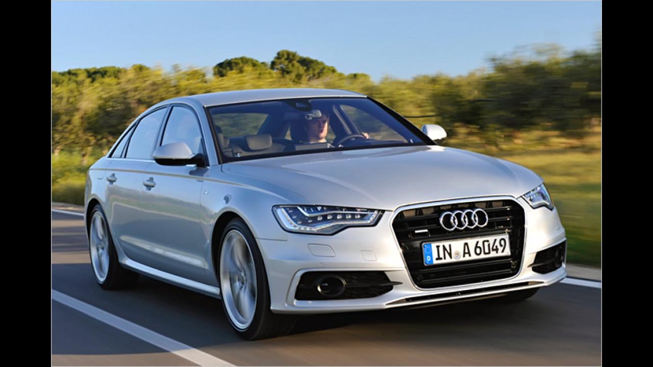 Bester aller Klassen: Audi A6 (2011)