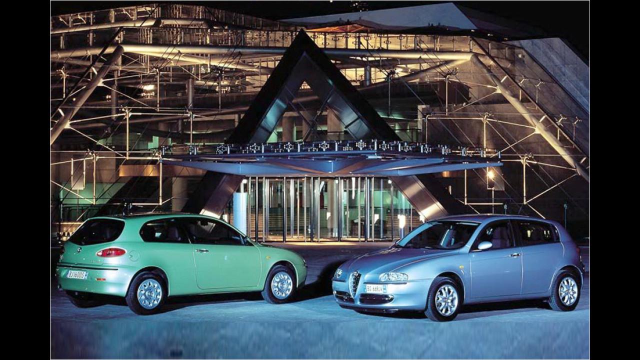 2001: Alfa Romeo 147