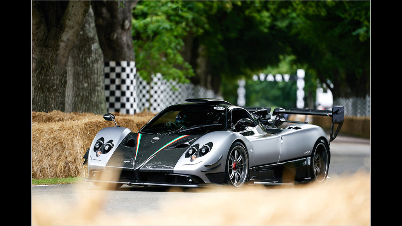 Goodwood Festival of Speed 2017: Die Highlights der PS-Sause