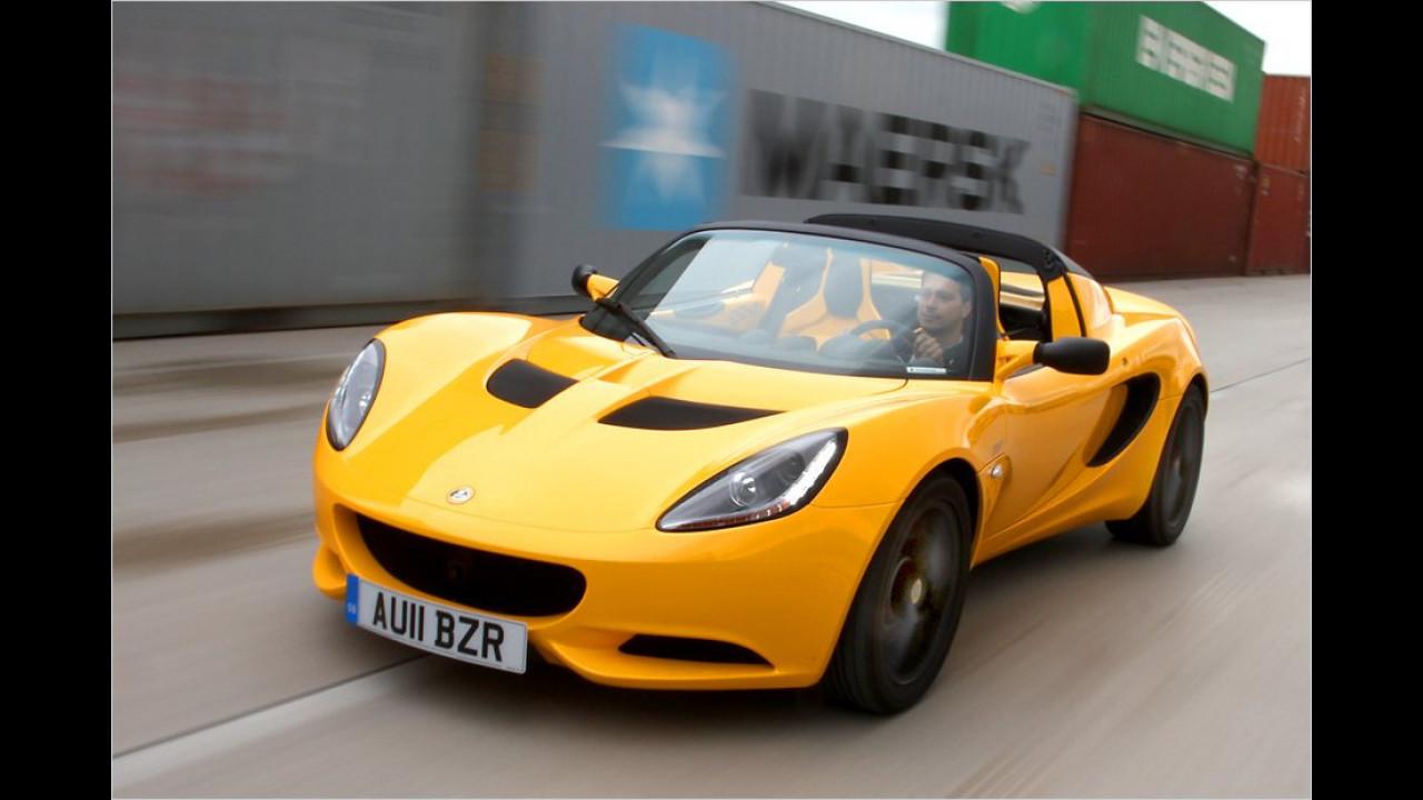 Lotus Elise (seit 2001)