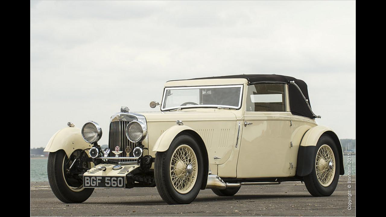 Aston Martin MkII DHC 1934