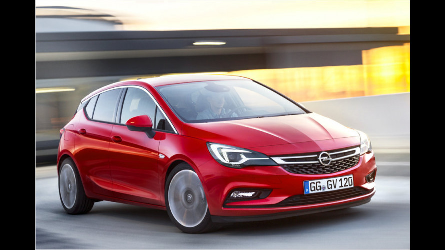 Das kostet die neue Generation des Opel Astra