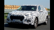 Erwischt: Audi Q7