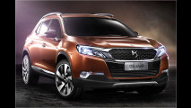 Serien-SUV in Peking