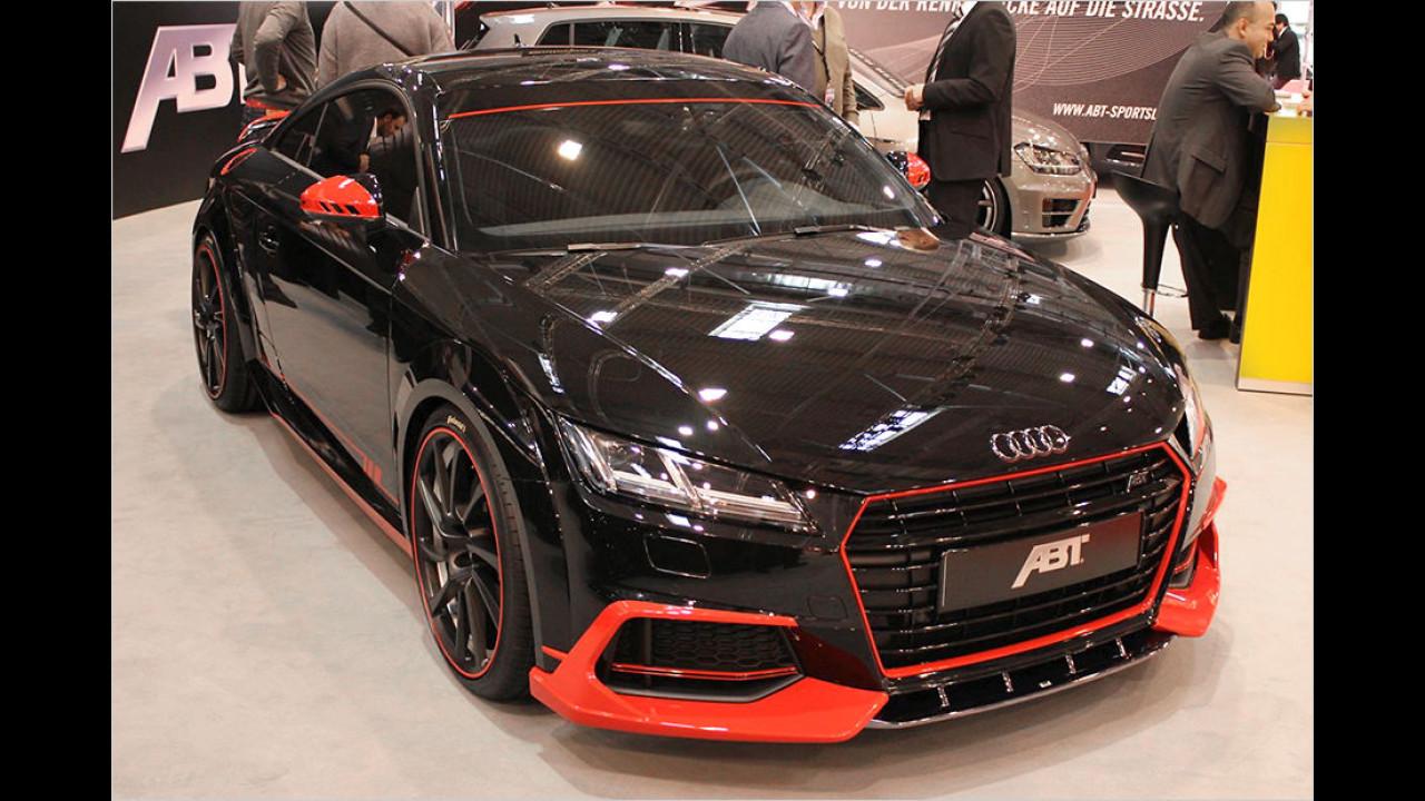 Abt Audi TT III