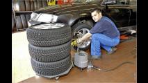 So gefährlich sind alte Reifen