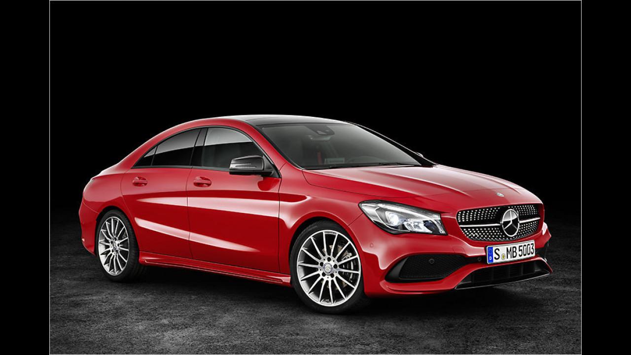 Mercedes CLA Facelift