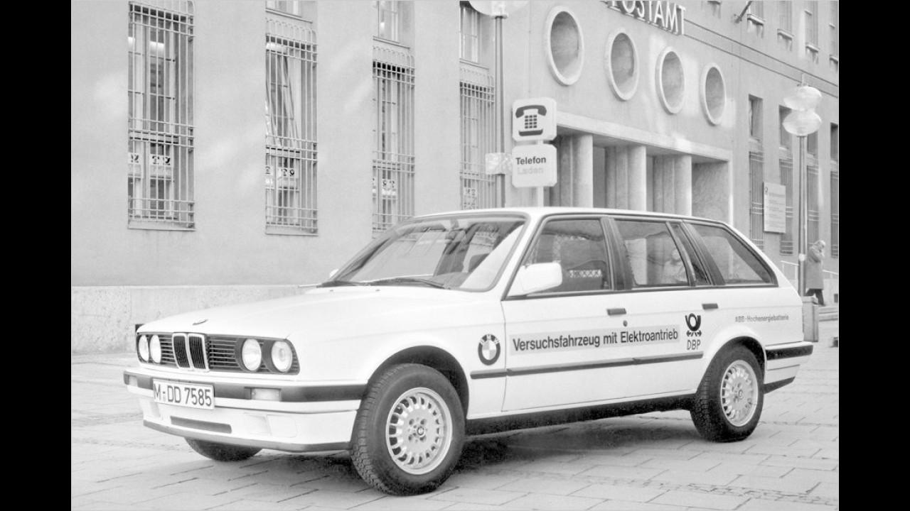 BMW 325ix Touring Elektroantrieb